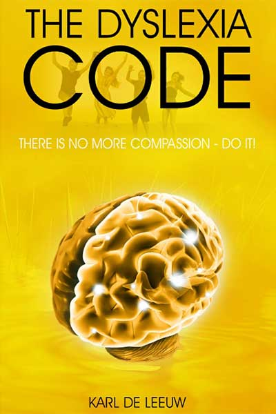 The Dyslexia Code front cover