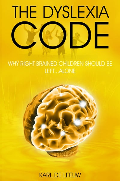 The Dyslexia Code, By Karl de Leeuw